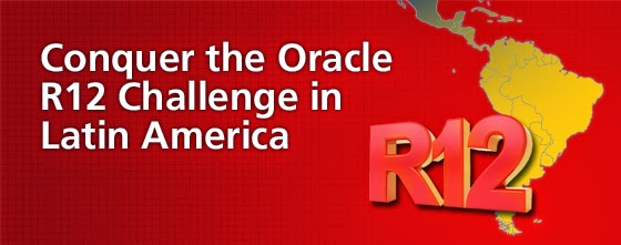 Implenting Oracle R12 in Latin America