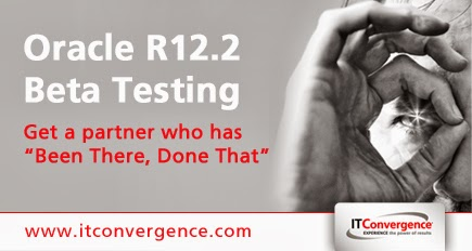 oracle r12.2 beta tester
