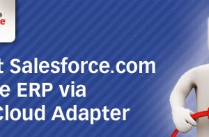 The Oracle Cloud Adapter for Salesforce.com – Understanding What It Does & How You Benefit