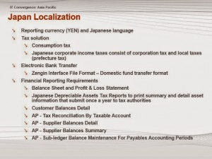 Webcast Sneak Peek: Oracle Localization for Japan