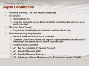 Webcast Sneak Peek: Oracle Localization for Japan