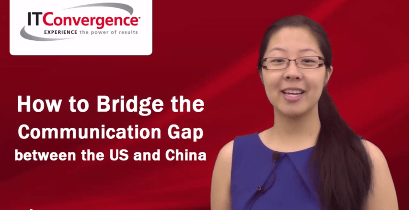 Close China and US Communication GAP