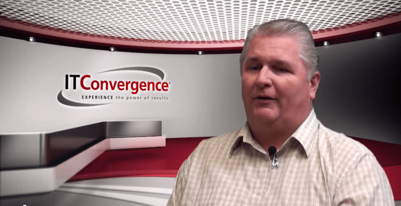 Mr. Cliff Olson, FP International Speaks about IT Convergence