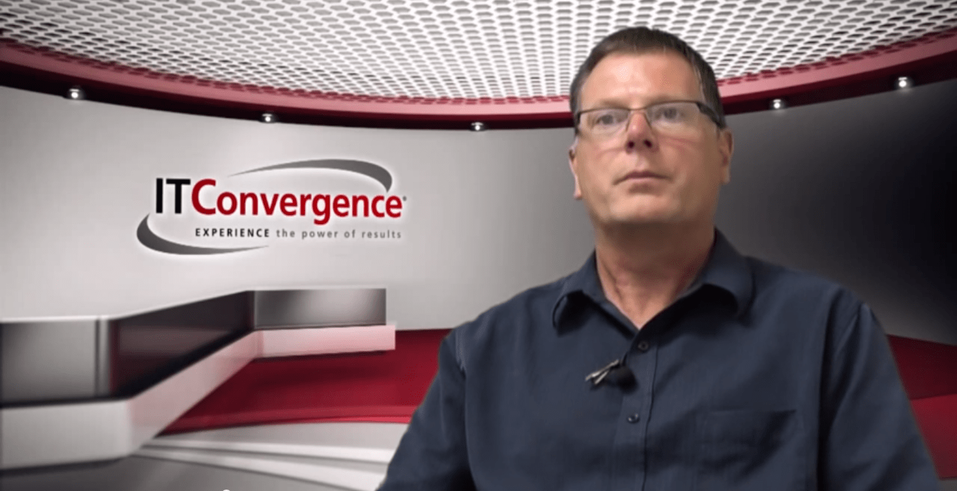 Mr. Tom Pavlic, Master Lock Speaks about IT Convergence
