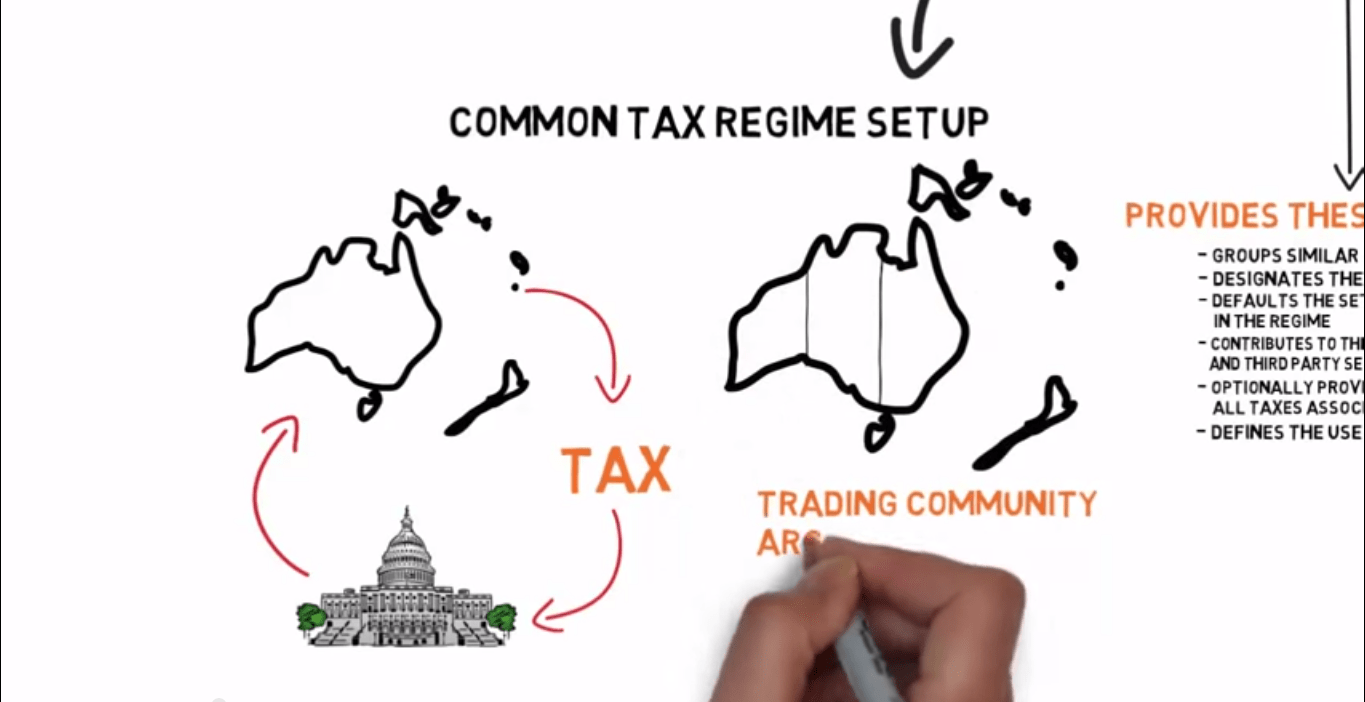 Oracle E-Business Tax Video - Set up Tax Regimes (Part 3) by IT Convergence