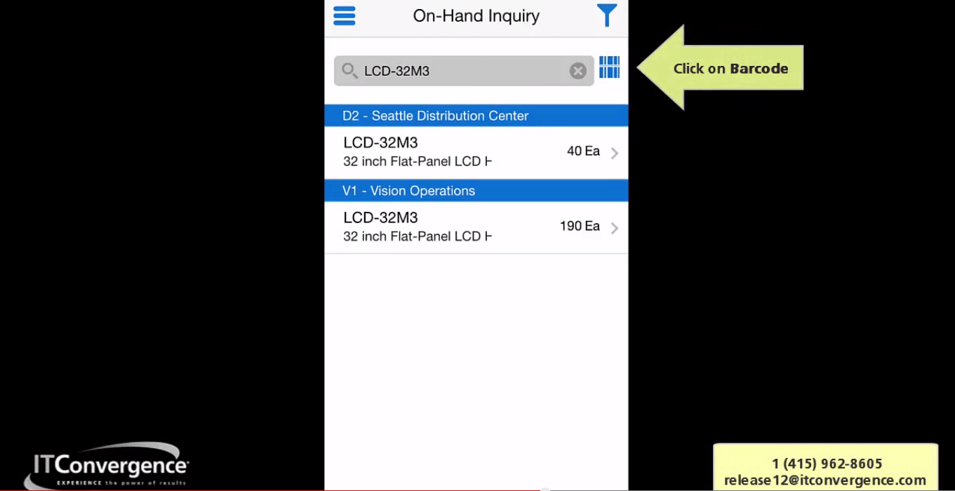 Oracle Mobile Inventory for E-Business Suite