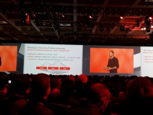 Larry Ellison Talks Security at OpenWorld 15