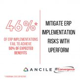 ERP implementation risks