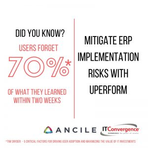 end user implementation training