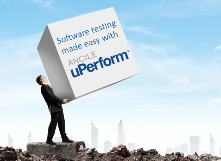 ANCILE uPerform software