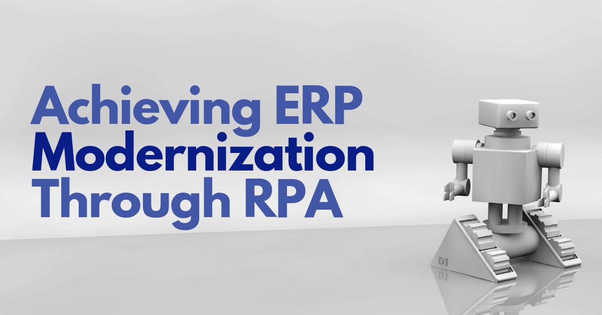 ERP Modernization